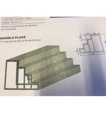 Escalier D Angle Piscine Beton Matériel Pour Construction De Piscine Sur Mesure Piscine Com