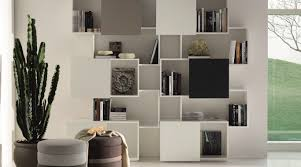 White Bookcases With Doors by Bookshelf Awesome Modern Bookcases Marvelous Modern Bookcases