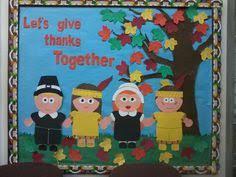 fall thanksgiving bulletin board ideas images november