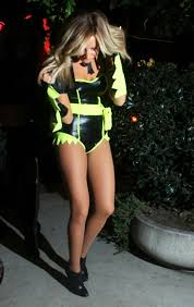 ashley tisdale in halloween costume at halloween party in la 02
