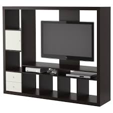 Home Design For Dummies Tv Media Furniture Storage Ikea Hemnes Combination Black Brown