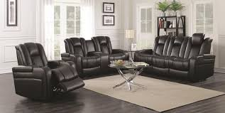black wood power reclining sofa steal a sofa furniture outlet