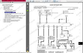 nissan cabstar f24 series workshop service manual electrical