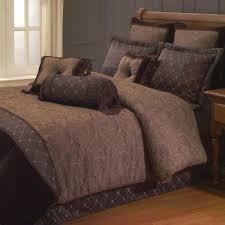 Sunset Comforter Set Hallmart Collectibles Opulent Paisley Comforter Set U0026 Reviews
