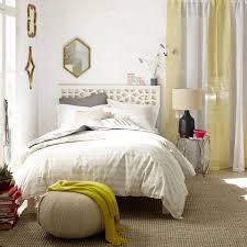 West Elm White Bedroom