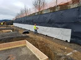 dowers enterprises basement waterproofing spray applied