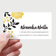 Business Cards Own Design Business Cards Archives Clementine Design Blog