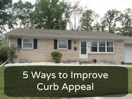 What Is Curb Appeal - ask away 5 ways to improve your home u0027s curb appeal