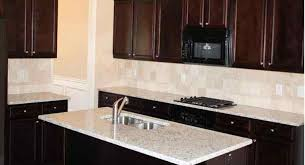light colored kitchen cabinets with countertops color facts about top materials for countertops cabinetland