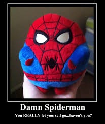 Spoderman Memes - fat spiderman meme by purfectprincessgirl on deviantart