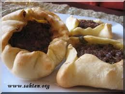 cuisine libanaise recette sfihas galettes de viande de la cuisine libanaise