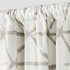 Look On Top Of The Curtain Window Treatments Target