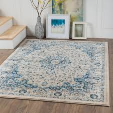 Cream Round Rug by Cream Colored Area Rugs Roselawnlutheran