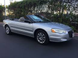 used 2006 chrysler sebring conv limited at city cars warehouse inc