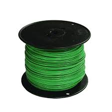 southwire 500 ft 18 green stranded cu tffn fixture wire 27025601