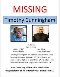 Seeking Atlanta Seek Help Finding Missing Atlanta Cdc Staffer