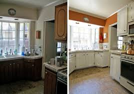 painting kitchen cabinets before after coloring the kitchen with painting kitchen cabinets u2014 wedgelog design