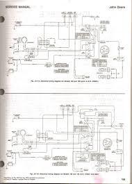 john deere electrical wiring diagrams john wiring diagrams