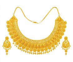 gold sets images gold necklace sets 22 karat sets necklace and earings 22