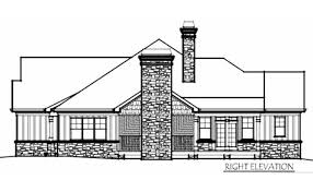 one story cottage plans one story cottage style house plan