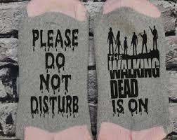walking dead shirt etsy