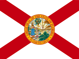 American State Flags Florida State Flagworld Of Flags World Of Flags