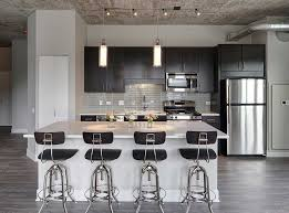 Kitchen Cabinets In Chicago Amli Lofts Luxury Printer U0027s Row Apartments In The South Loop