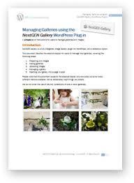 tutorial wordpress com pdf nextgen gallery tutorial wpmadesimple org
