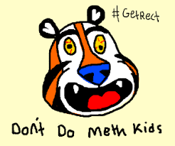 Frosted Flakes Meme - frosted flakes tiger on meth drawing by juliatheboss