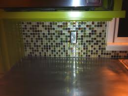 Peel And Stick Backsplash Tile Kitchen Bar Update Your Cooking - Glass peel and stick backsplash