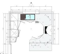 largeur plan de travail cuisine largeur plan de travail cuisine 11 ordinaire table haute 6 ikea 65