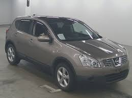 nissan dualis 2008 price used nissan dualis for sale at pokal u2013 japanese used car exporter