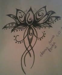 best 25 tribal lotus tattoo ideas on pinterest tatto sleeve