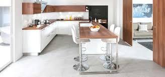 deco cuisine ouverte cuisine ouverte schmidt strass 1 en déco blanc et bois unique deco