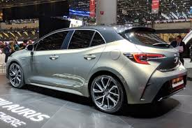 latest toyota new toyota auris revealed at geneva auto express
