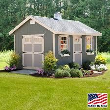 Building Backyard Shed by Ez Fit 12 U0027 X 24 U0027 Riverside Wood Shed Kit With Floor Designed To