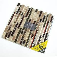 Best Tile Images On Pinterest Backsplash Ideas Glass Tiles - Peel and stick backsplash home depot