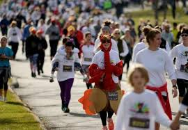 is a turkey trot enough thanksgiving calorie count vs exercise