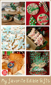 Edible Gifts Delicious Edible Gift Food Present And Holiday Craft Ideas