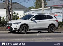 car bmw 2017 chiang mai thailand january 26 2017 private car bmw x3 photo