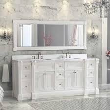 84 Bathroom Vanity Double Sink Studio Bathe Avenue 84 In Oxford Grey Double Vanity With Mirror