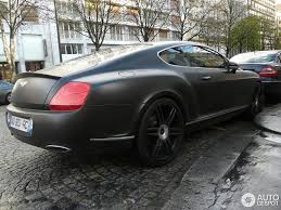 matte bentley bentley continental gt speed 12 april 2013 autogespot