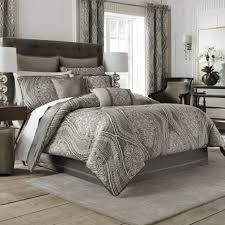 Curtain Ideas For Bedroom by Bedroom Grey Pattern Linen Cotton Bedding Curtain Set For Bedroom