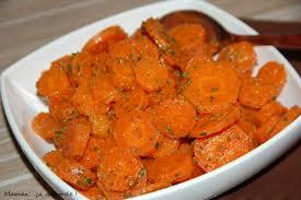 cuisiner des carottes en rondelles salade de carottes à l orientale maman ça déborde
