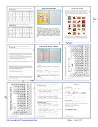 periodic table packet 1 answer key atoms and the periodic table