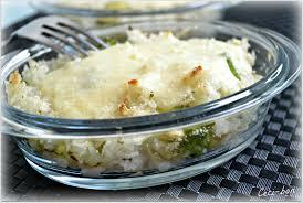 cuisiner un chou romanesco gratin de cabillaud chou romanesco et riz céci bon