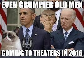 Grumpy Man Meme - grumpy old men imgflip