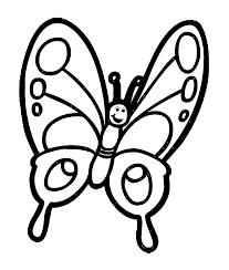 black white butterfly clipart u2013 101 clip art