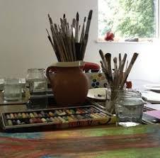 Designing An Art Studio Art Therapy Reflections Designing An Art Therapy Studio A Place
