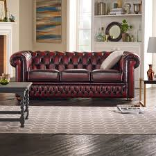 Sofas Chesterfield Buy A 3 Seater Chesterfield Sofa At Sofas By Saxon